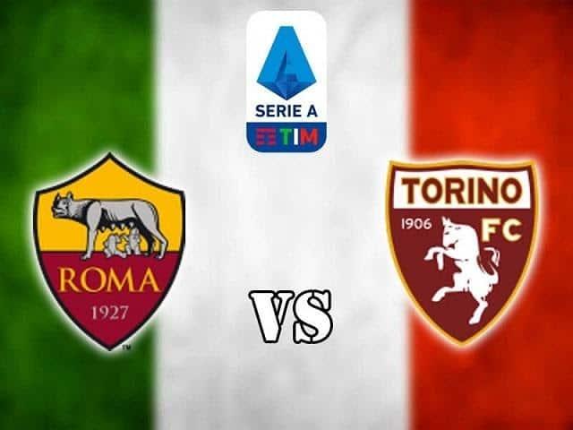 Soi keo AS Roma vs Torino, 18/12/2020