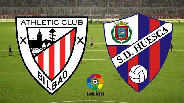 Soi keo Ath Bilbao vs Huesca, 19/12/2020