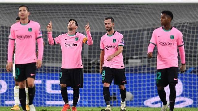 Soi keo Barcelona vs Juventus, 09/12/2020