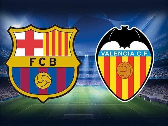 Soi keo Barcelona vs Valencia, 19/12/2020