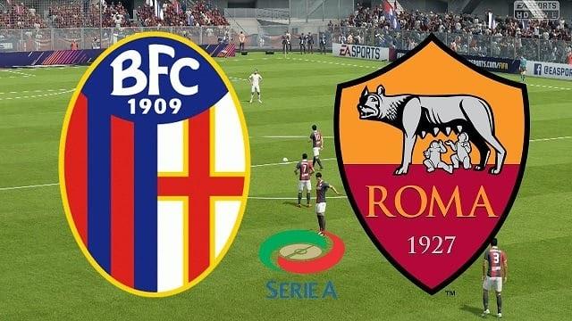 Soi keo Bologna vs AS Roma, 13/12/2020