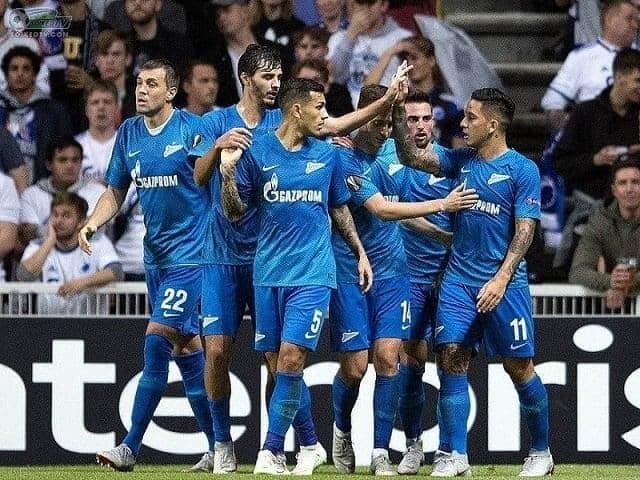 Soi keo Club Brugge vs Zenit, 03/12/2020