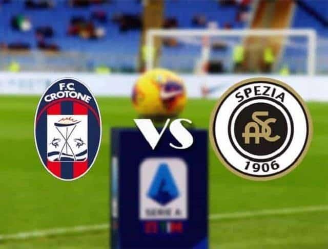 Soi keo Crotone vs Spezia, 12/12/2020