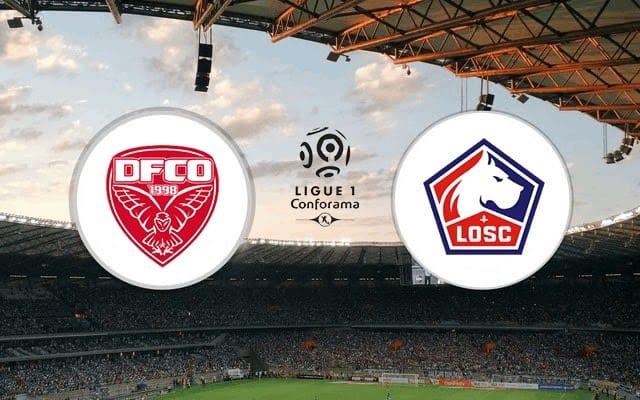 Soi keo Dijon vs Lille, 17/12/2020