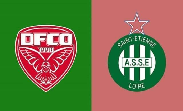 Soi keo Dijon vs St Etienne, 06/12/2020