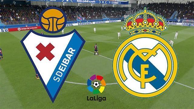 Soi keo Eibar vs Real Madrid, 21/12/2020
