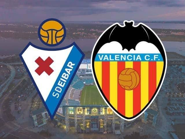 Soi keo Eibar vs Valencia, 08/12/2020