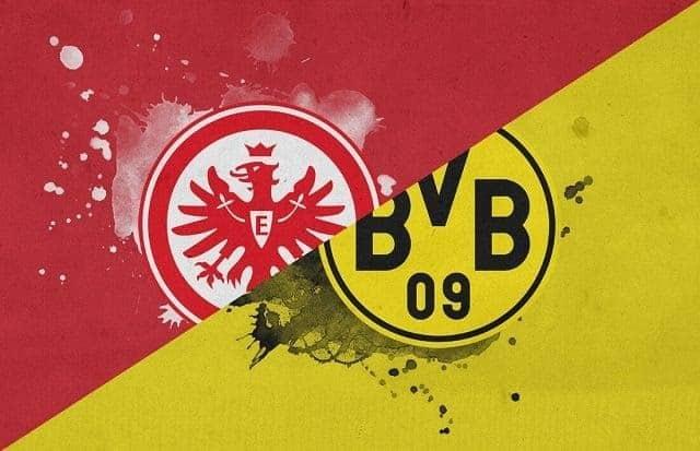 Soi keo Eintracht Frankfurt vs Dortmund, 05/12/2020