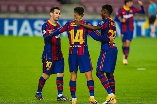Soi keo Ferencvaros vs Barcelona, 03/12/2020
