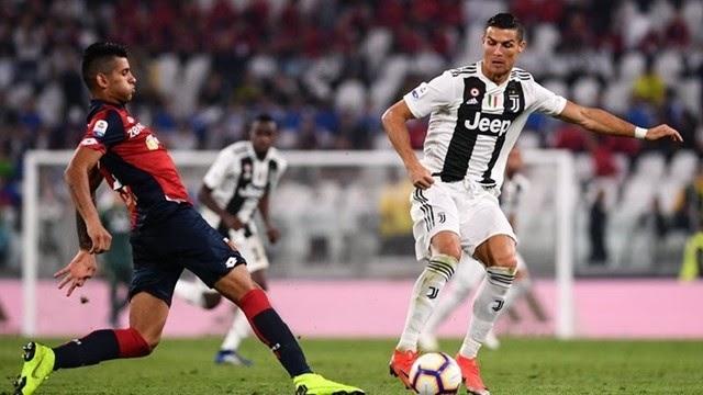 Soi keo Genoa vs Juventus, 14/12/2020