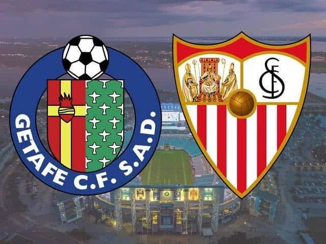 Soi keo Getafe vs Sevilla, 12/12/2020