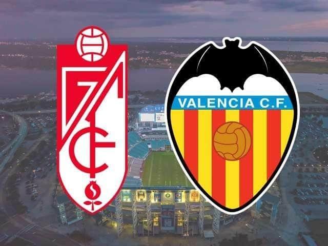 Soi keo Granada CF vs Valencia, 30/12/2020