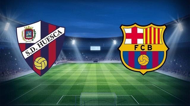Soi keo Huesca vs Barcelona, 4/01/2021