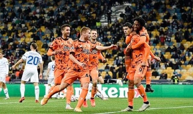 Soi kèo Juventus vs Dynamo Kyiv, 03/12/2020
