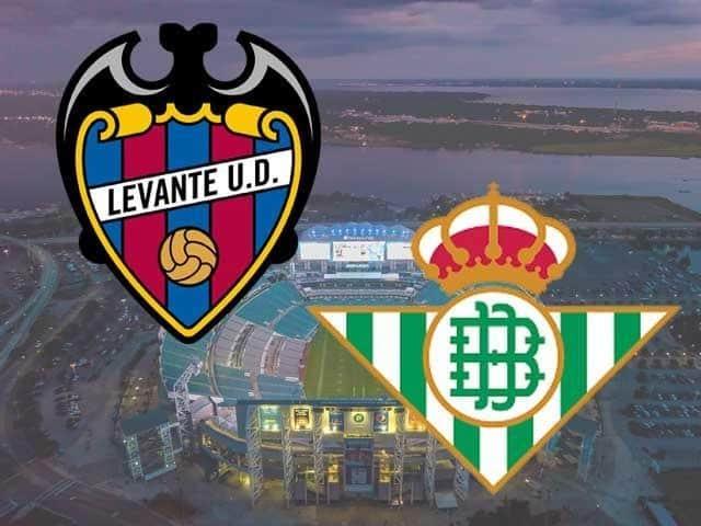 Soi keo Levante vs Real Betis, 30/12/2020