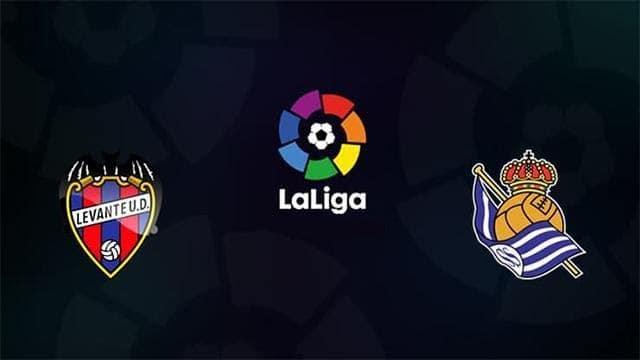 Soi keo Levante vs Real Sociedad, 20/12/2020