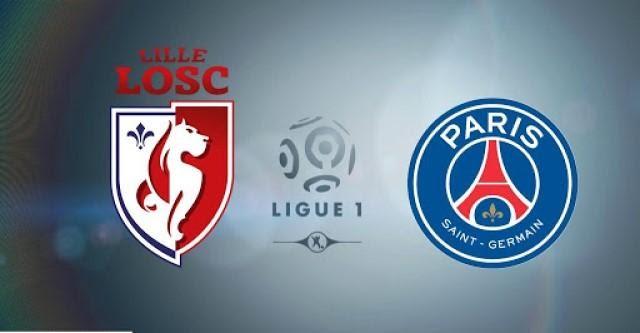 Soi keo Lille vs Paris SG, 21/12/2020