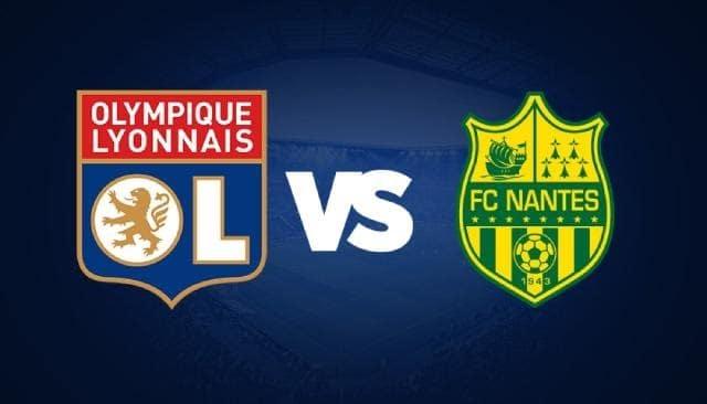 Soi keo Lyon vs Nantes, 24/12/2020
