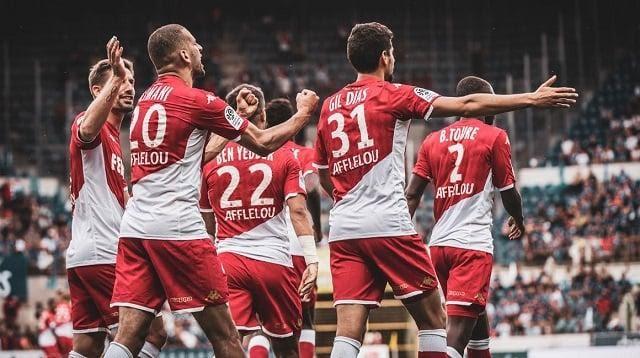 Soi keo Monaco vs Lens, 17/12/2020