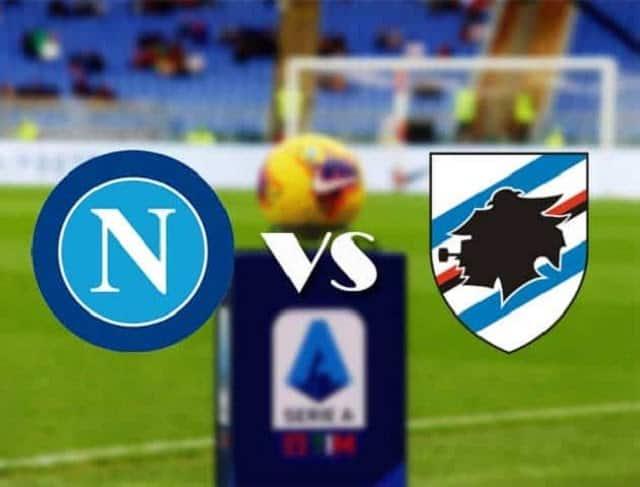 Soi keo Napoli vs Sampdoria, 13/12/2020