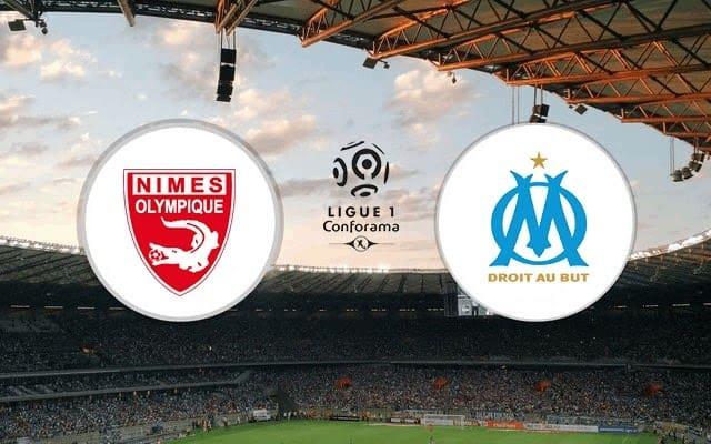 Soi keo Nimes vs Marseille, 05/12/2020