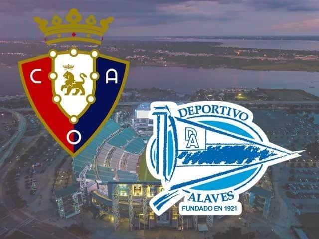 Soi keo Osasuna vs Alaves, 31/12/2020