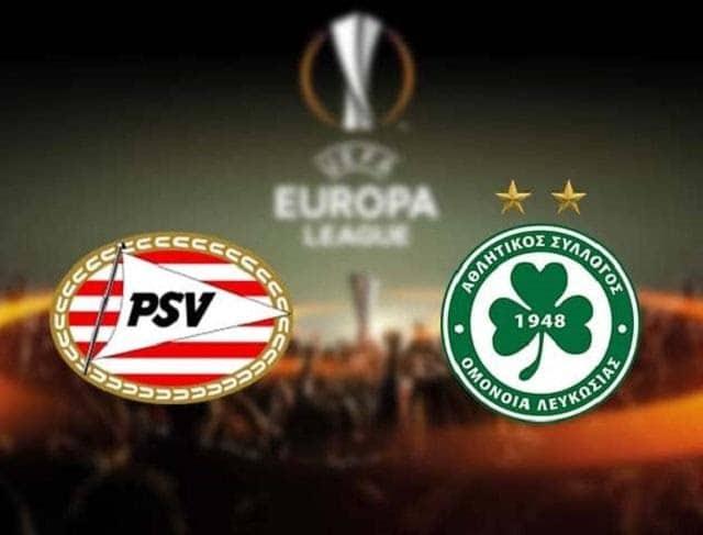 Soi keo PSV vs Omonia Nicosia, 11/12/2020