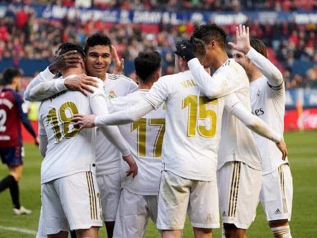 Soi keo Real Madrid vs Celta Vigo, 3/01/2021