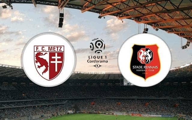 Soi keo Rennes vs Metz, 24/12/2020