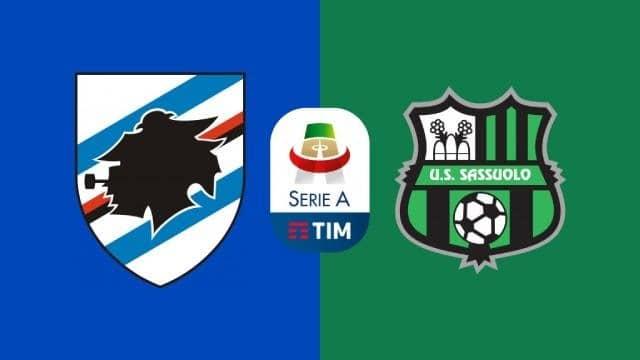 Soi keo Sampdoria vs Sassuolo, 24/12/2020