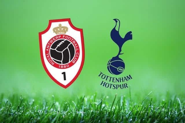 Soi keo Tottenham Hotspur vs Antwerp, 11/12/2020