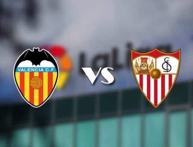 Soi keo Valencia vs Sevilla, 22/12/2020