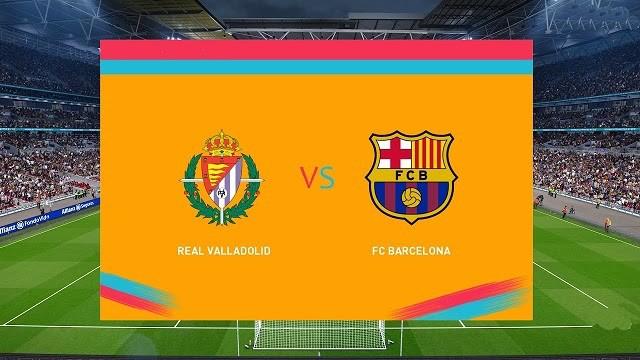 Soi keo Valladolid vs Barcelona, 23/12/2020