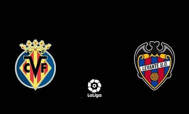 Soi keo Villarreal vs Levante, 2/01/2021