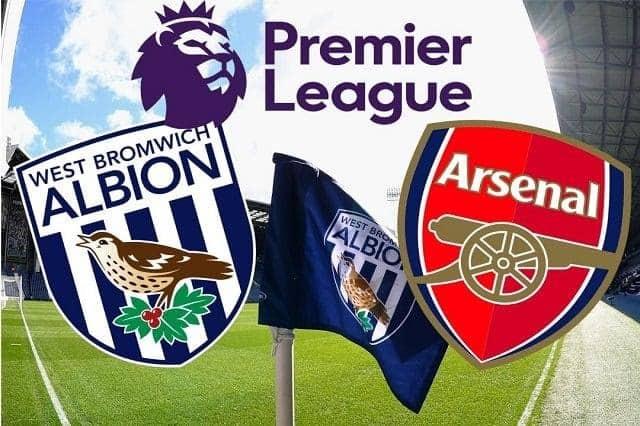 Soi kèo West Brom vs Arsenal, 03/01/2021