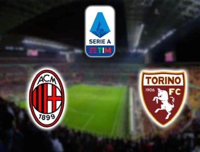 Soi keo AC Milan vs Torino, 10/1/2021