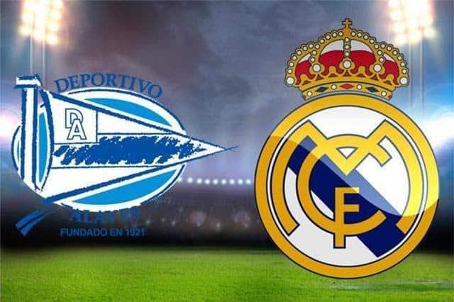 Soi keo Alaves vs Real Madrid, 24/01/2021