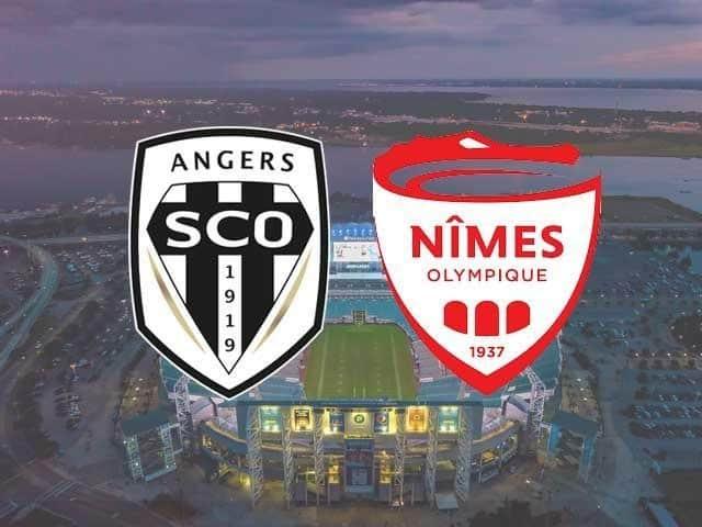 Soi keo Angers vs Nimes, 31/01/2021