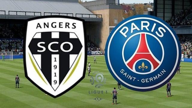 Soi keo Angers vs Paris SG, 17/01/2021