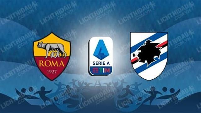 Soi keo AS Roma vs Sampdoria, 3/1/2021