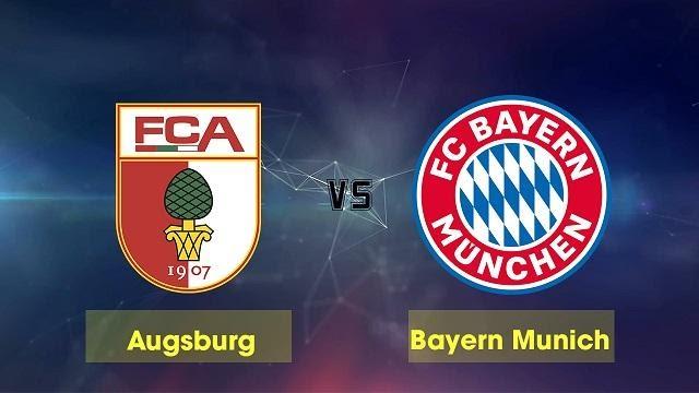 Soi keo Augsburg vs Bayern Munich, 21/01/2021