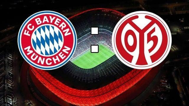 Soi keo Bayern Munich vs Mainz, 04/01/2021