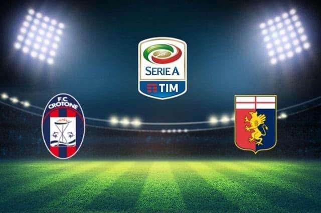 Soi kèo Crotone vs Genoa, 31/1/2021