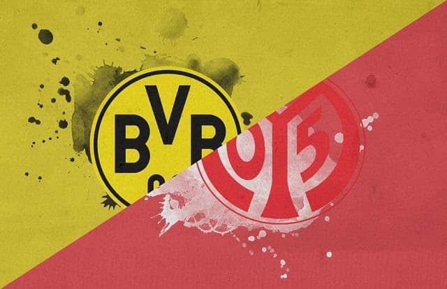 Soi kèo Dortmund vs Mainz, 16/01/2021