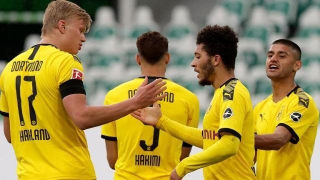 Soi keo Dortmund vs Wolfsburg, 03/01/2021