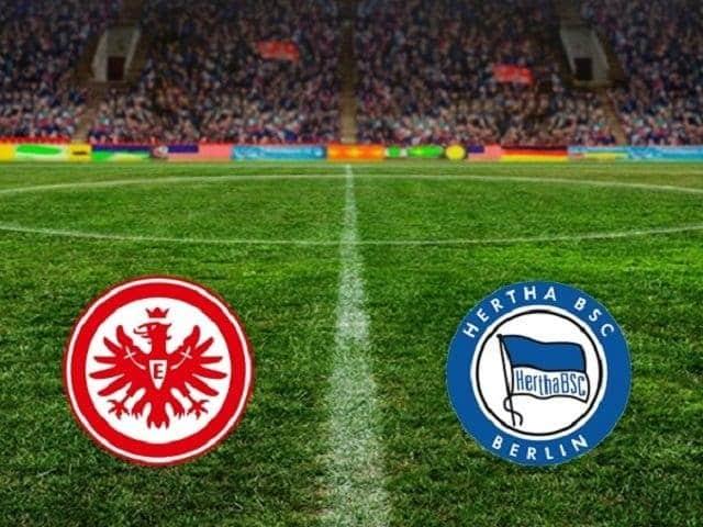 Soi keo Eintracht Frankfurt vs Hertha Berlin, 30/01/2021