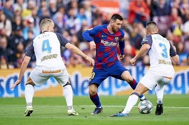 Soi keo Elche vs Barcelona, 24/01/2021