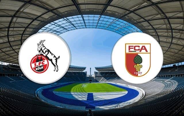 Soi keo FC Koln vs Augsburg, 02/01/2021