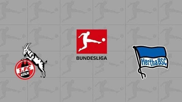 Soi kèo FC Koln vs Hertha Berlin, 16/01/2021