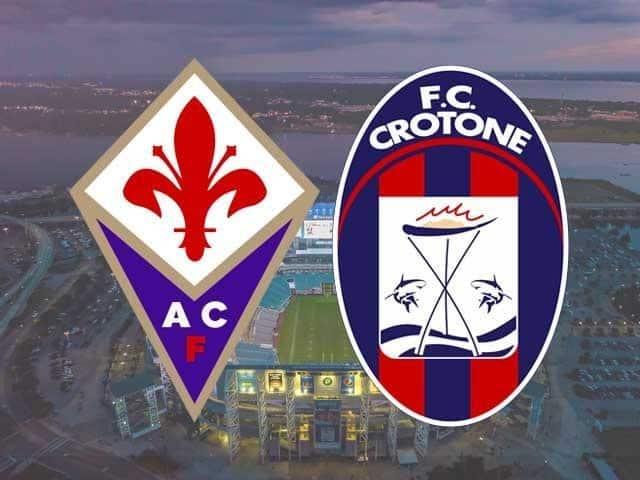 Soi keo Fiorentina vs Crotone, 24/01/2021